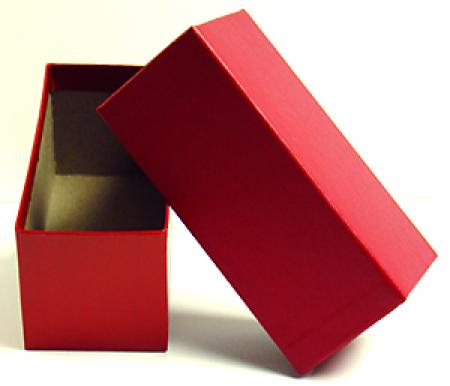 Regular Duty Single Row 2x2 Box (9 inch) -- Red