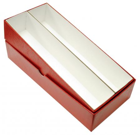 Regular Duty Double Row 2x2 Box (10 inch) -- Red