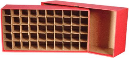 Cent Tube Storage Box (Red)