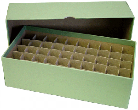 Dime Tube Storage Box (Green)