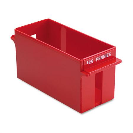 Large Capacity Plastic Tray for Cent Rolls