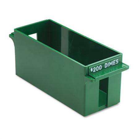 Large Capacity Plastic Tray for Dime Rolls