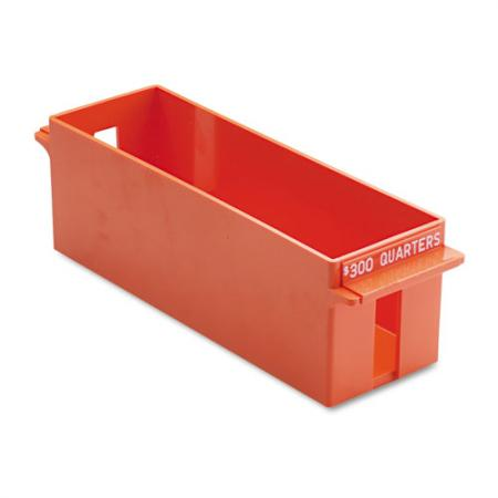 Large Capacity Plastic Tray for Quarter Rolls