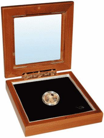 Guardhouse Wood Glass Top Boxes for A-Size Air-Tite