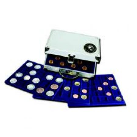 SAFE Aluminum Coin Carrying Case for 2x2s