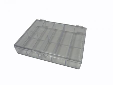 Plastic Organizer -- 10 Compartments
