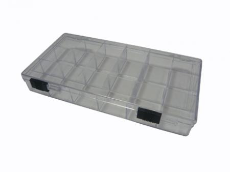 Plastic Organizer -- 18 Compartments