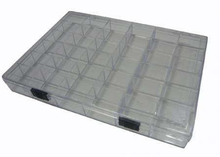 Plastic Organizer -- 36 Compartments