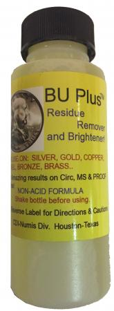 BU Plus Residue Remover and Brightener