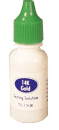 Gold Test Acid - 14k