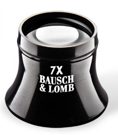 Bausch & Lomb Precision Watchmaker Loupe 7X