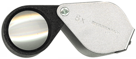 Eschenbach Precision Folding Magnifier 23mm 8X
