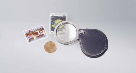 Lighthouse Foldaway Pocket Magnifier, 5X