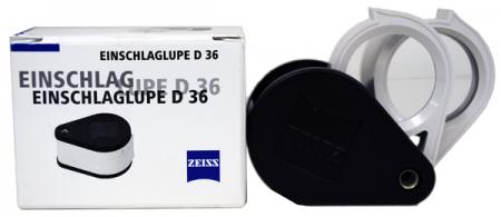 Zeiss Pocket Loupe -- 3x+6x=9x