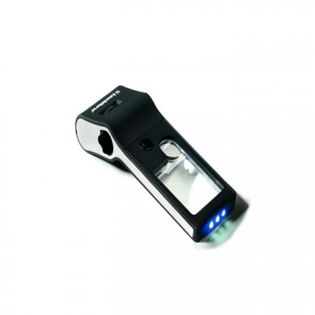 Lighthouse 6-in-1 Pocket Magnifier, 3X-55X