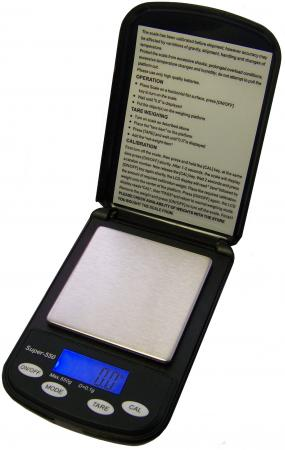 Professional Digital Pocket Scale (550  x .1 g)