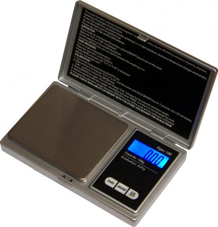 Precision Pocket Scale (250  x .1 g)