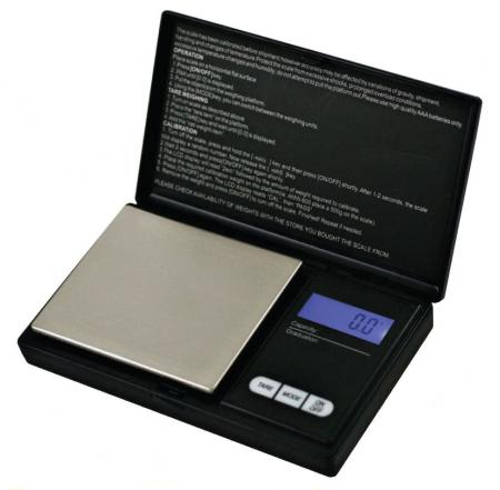 Precision Pocket Scale (1000  x .1 g)