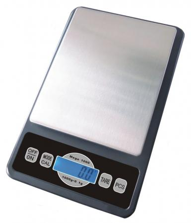 Mega 1000 Home-Office-Laboratory Scale (1000  x .1 g)