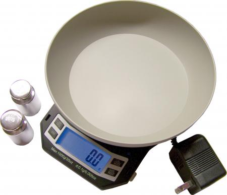 Professional Large Table Top Scale (1000  x .1 g)