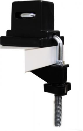 Swing Arm Lamp -- Extra Clamp -- Black