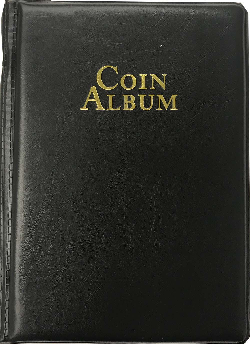 New Lighthouse 60 Pocket NUMIS Mini Coin Album Wallet Case For 2x2 Mylar Flips