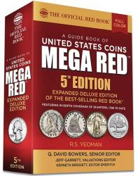 The Official Red Book: A Guide Book of United States Coins 2020 (Mega Red Deluxe Edition)