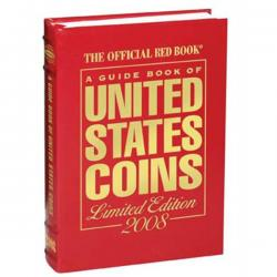 The Official Red Book: A Guide Book of United States Coins 2008 -- Leather Edition