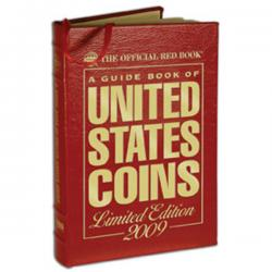The Official Red Book: A Guide Book of United States Coins 2009 -- Leather Edition