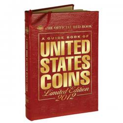 The Official Red Book: A Guide Book of United States Coins 2012 -- Leather Edition