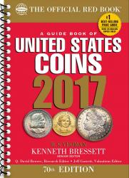 The Official Red Book: A Guide Book of United States Coins 2017