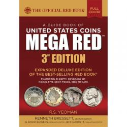 PRE-ORDER: The Official Red Book: A Guide Book of United States Coins 2018 (Mega Red Deluxe Edition)