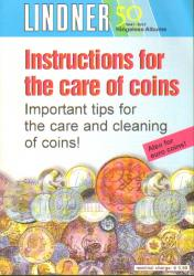 Lindner Coin Cleaning Instructions