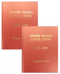 United States Large Cents 1798-1801 (Vol. 3) and 1802-1814 (Vol. 4)