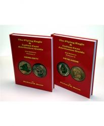 The Flying Eagle and Indian Cents Attribution Guide, Vol 1 & 2, 1856-1909