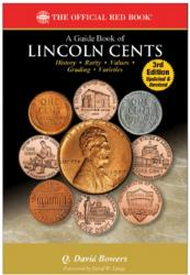 The Official Red Book: A Guide Book of Lincoln Cents