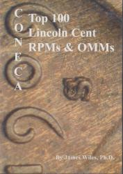 Top 100 Lincoln Cent RPM's & OMMs (CD)