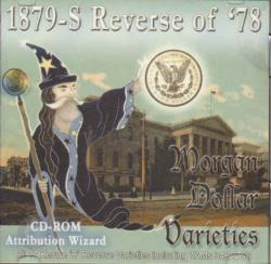 1879-S Reverse of '78 Morgan Dollar Variety Attribution Wizard CD