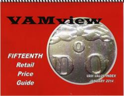 VAMview Fifteenth Retail Price Guide (2014)