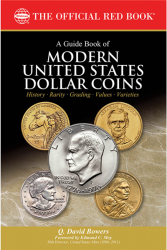 The Official Red Book: A Guide Book of Modern United States Dollar Coins