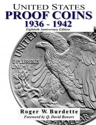 United States Proof Coins 1936-1942, Eightieth Anniversary Edition