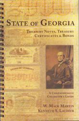 State of Georgia Treasury Notes, Treasury Certificates & Bonds