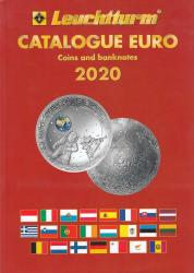 Lighthouse Euro Coins and Banknotes Catalog 2020
