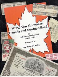 World War II Finance: Canada and Newfoundland