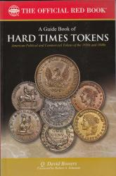 The Official Red Book: A Guide Book of Hard Times Tokens