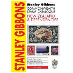 Stanley Gibbons Commonwealth Stamp Catalogue: New Zealand