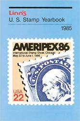 Linn's U. S. Stamp Yearbook 1985 (Paperback)