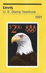 Linn's U. S. Stamp Yearbook 1991 (Paperback)