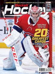 Beckett Hockey Monthly -- Single Issue
