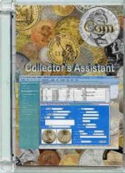 Collector's Assistant Software -- Coins
